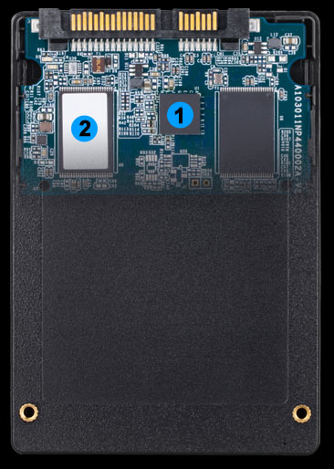 DATARAM 120GB 2.5 SSD Drive Solid State Drive Compatible with GIGABYTE G1.Sniper B7
