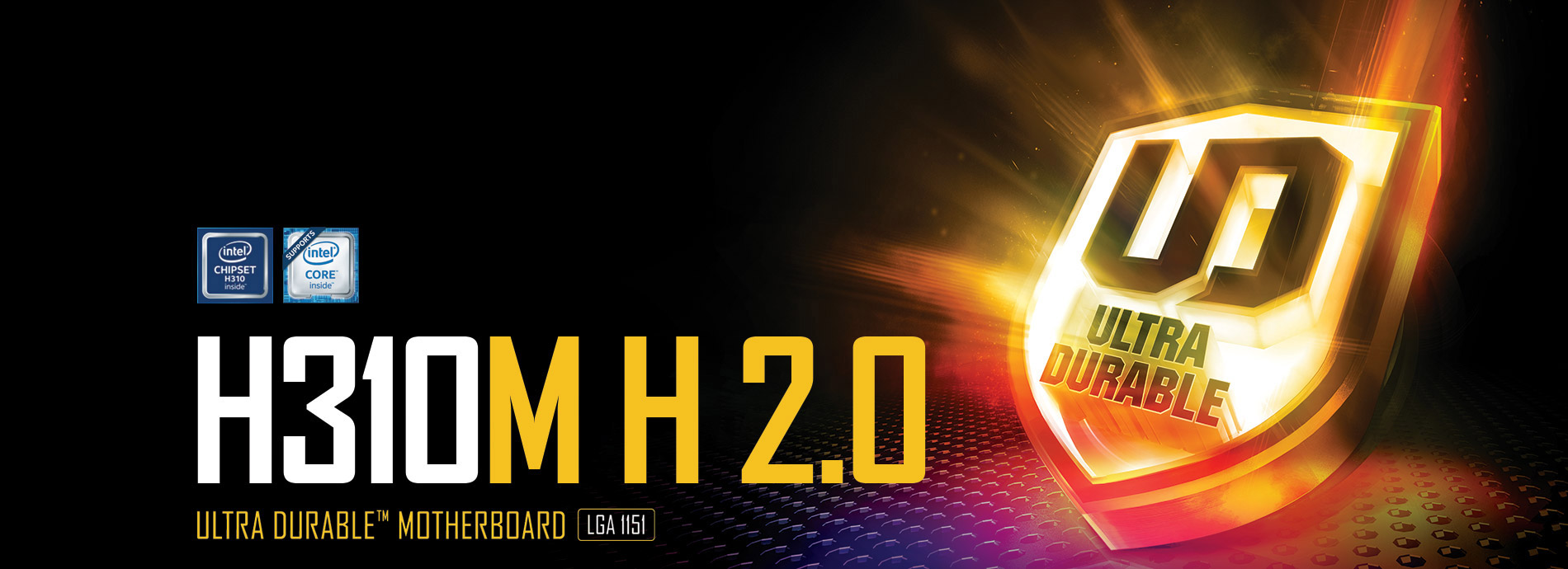 H310M H 2.0 (rev. 1.0) | Motherboard - GIGABYTE Global