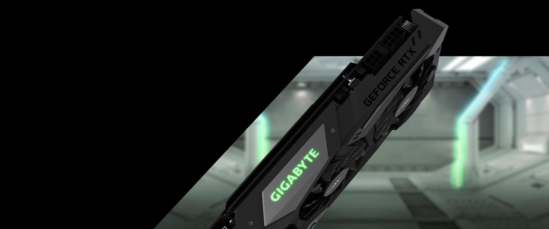 GeForce RTX™ 2080 WINDFORCE OC 8G   Graphics Card - GIGABYTE