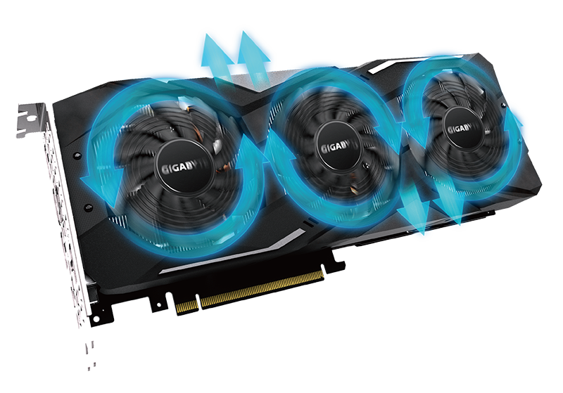 8GB 256-Bit GDDR6 GV-N2070GAMING-8GC Video Card Gigabyte GeForce RTX 2070 Gaming 8G Graphics Card 3X Windforce Fans