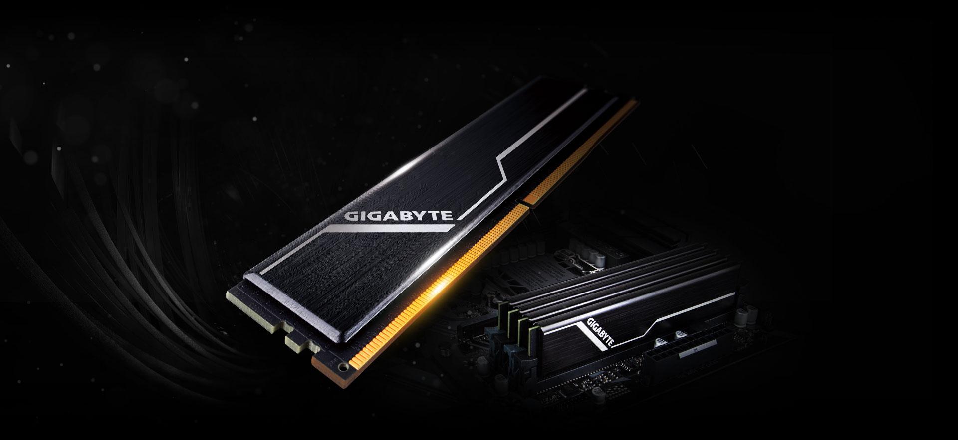 GIGABYTE Memory 16GB (2x8GB) 2666MHz | Memory - GIGABYTE Global