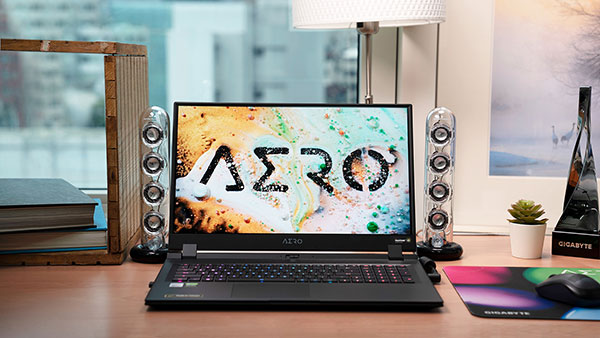 AERO Creator Laptop Xrite Pantone Color Calibration