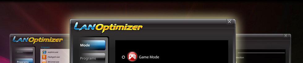 GIGABYTE LAN Optimizer