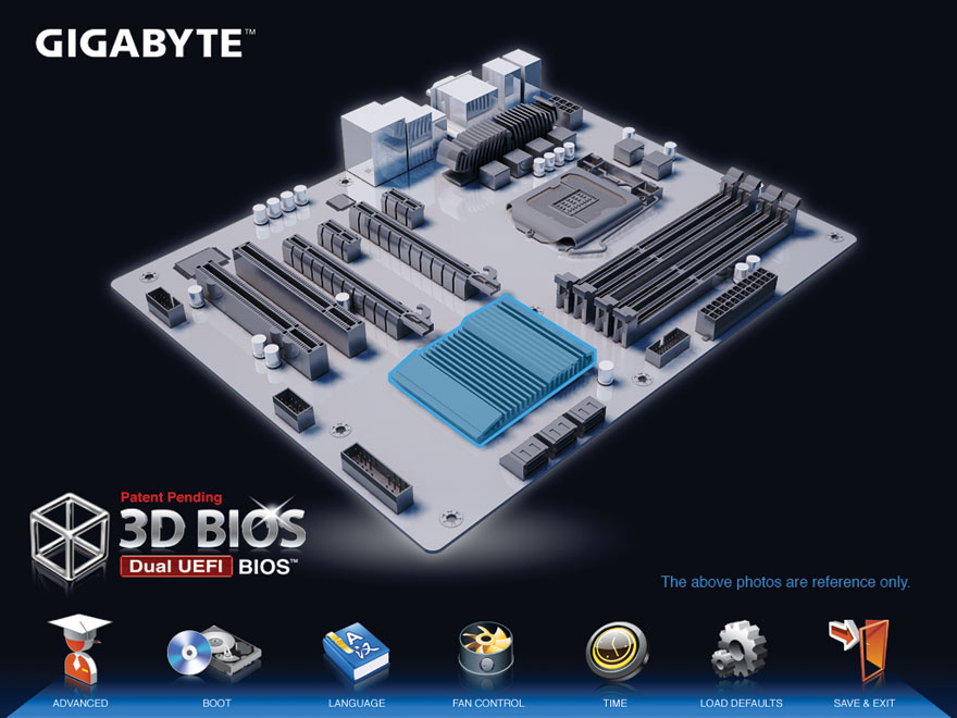 GIGABYTE 7 series Ultra Durable Motherboards