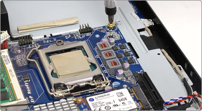 GIGABYTE Thin Mini-ITX Motherboards