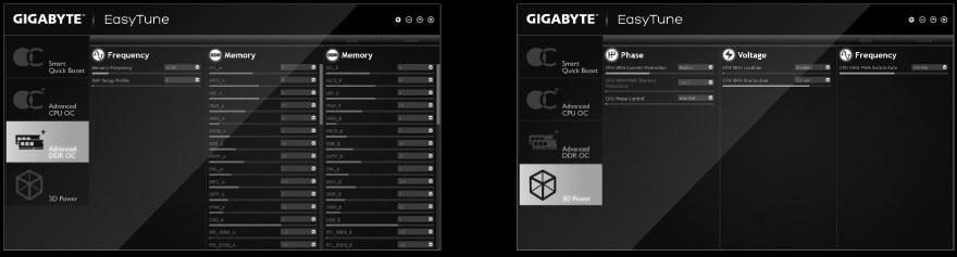 how to set up the gigabyte app center