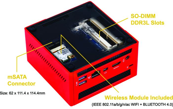 GB-BXi5-4570R (rev  1 0) | Mini-PC Barebone (BRIX) - GIGABYTE Global