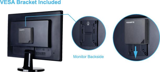 GB-BKi3HA-7100 (rev  1 0) | Mini-PC Barebone (BRIX) - GIGABYTE Global