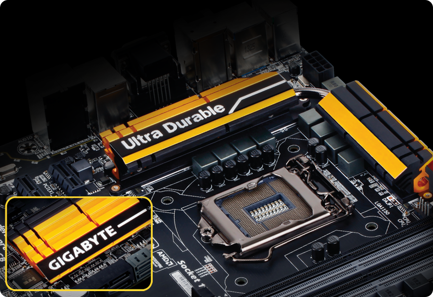 GIGABYTE GA-Z97X-UD7 TH Rev 1.0 BIOS CHIP