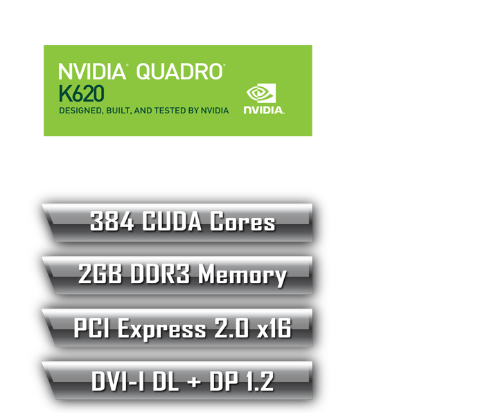NVIDIA QUADRO K620 (rev  1 0) | Professional Graphics Card