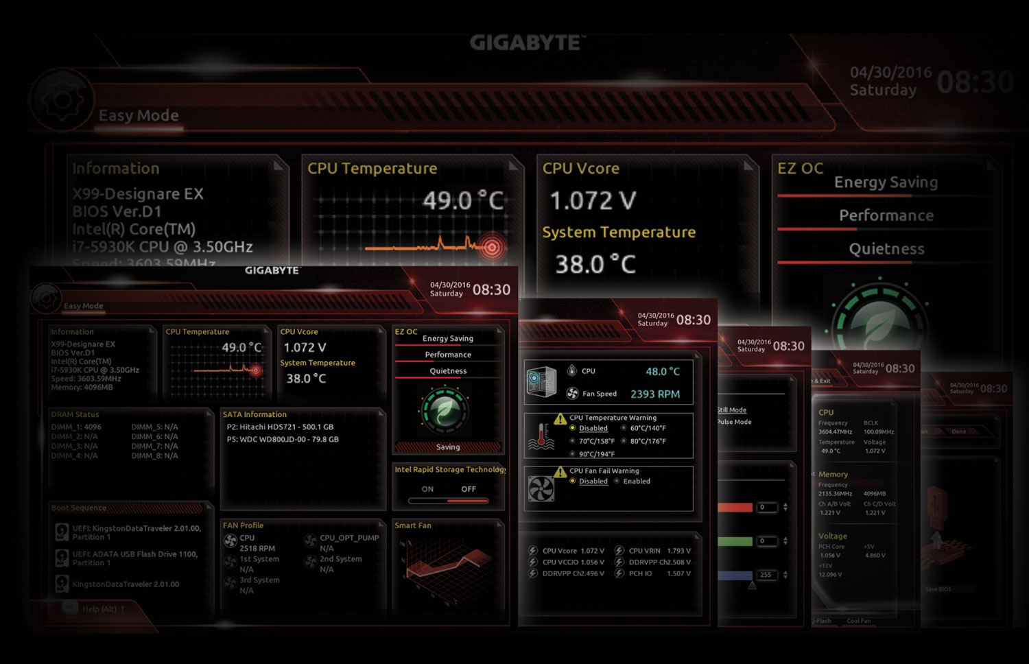 GA-X99-Ultra Gaming (rev  1 0) | Motherboard - GIGABYTE Global