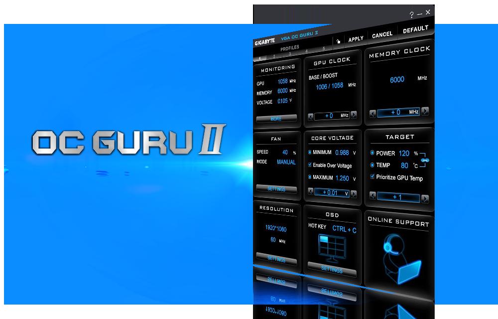 GV-R939G1 GAMING-8GD | Graphics Card - GIGABYTE Global