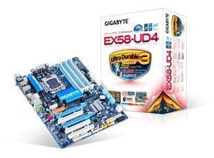GA-EX58-UD4 (rev  1 0) | Motherboard - GIGABYTE Global
