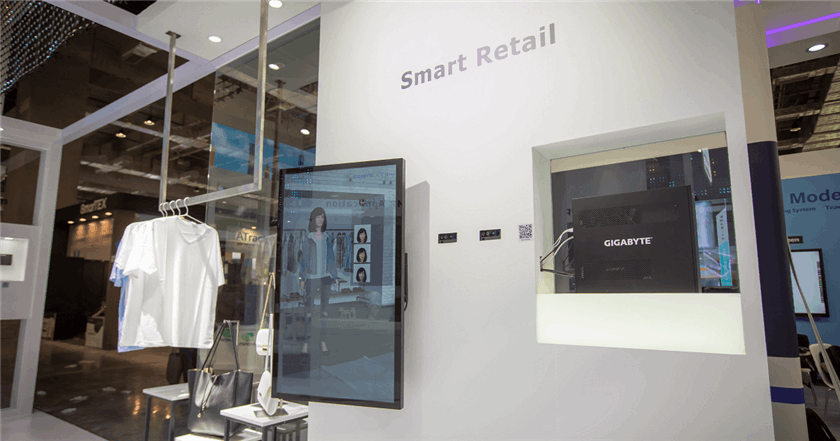 Smart Retail - Clothing Fitting Style O2O Experience Marketing Solutions