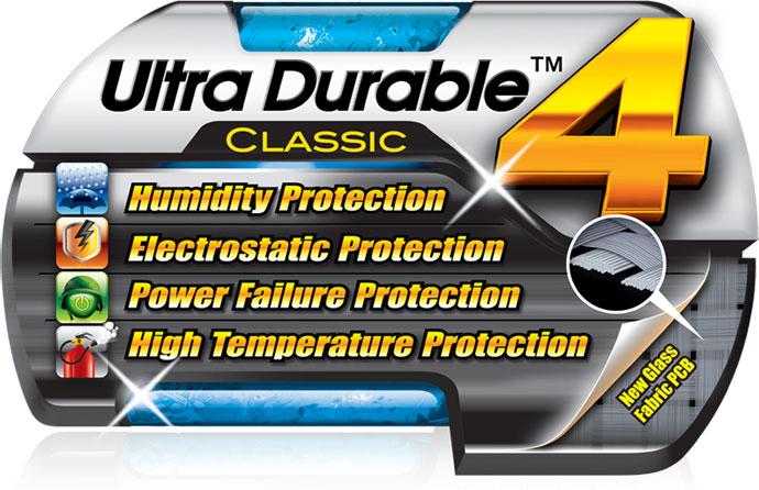 GIGABYTE Ultra Durable™ 4 Classic Debuts on GIGABYTE H61 Series