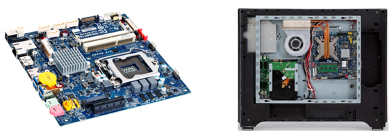 GIGABYTE Launch Thin Mini-ITX Series Motherboards | News
