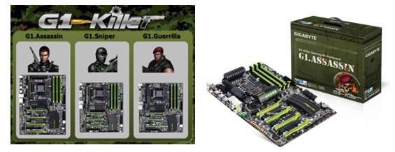 Gigabyte G1.Guerrilla Cloud OC Windows 7 64-BIT