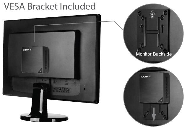 Gigabyte BRIX Compact PC - GB-BRi3H-8130 (rev. 1.0) 26
