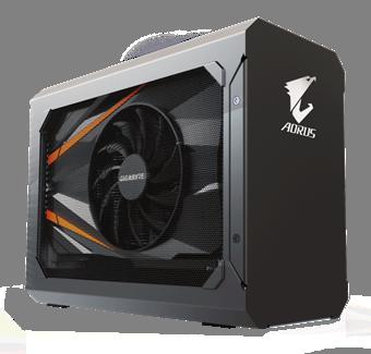 Gigabyte Releases Aorus Gtx 1070 Gaming Box News