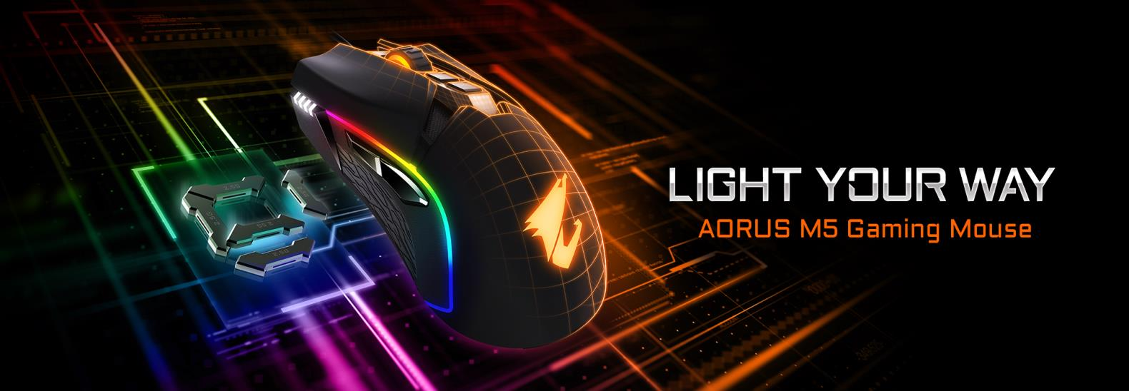 cdd9c1a49ad Taipei, Taiwan, August 6th, 2018 – GIGABYTE, the world's leading premium  gaming hardware manufacturer, today announced the release of new AORUS  gaming gear, ...