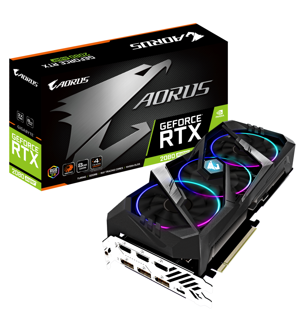 SUPER COMING ! GIGABYTE First UnveilsGeForce® RTX 20 SUPER™ Series