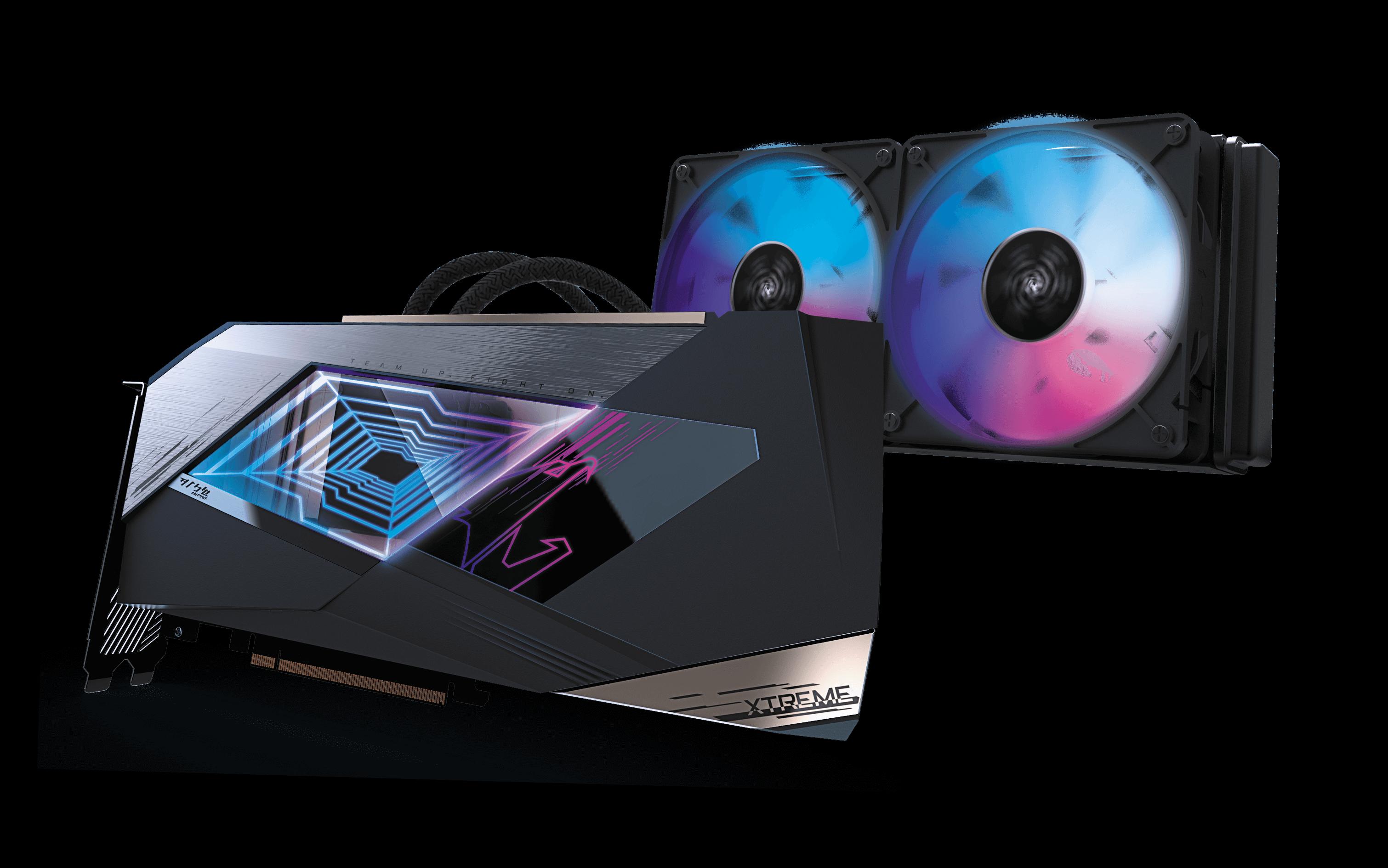 技嘉推出AORUS XTREME GeForce RTX™ 30系列水冷系統顯示卡
