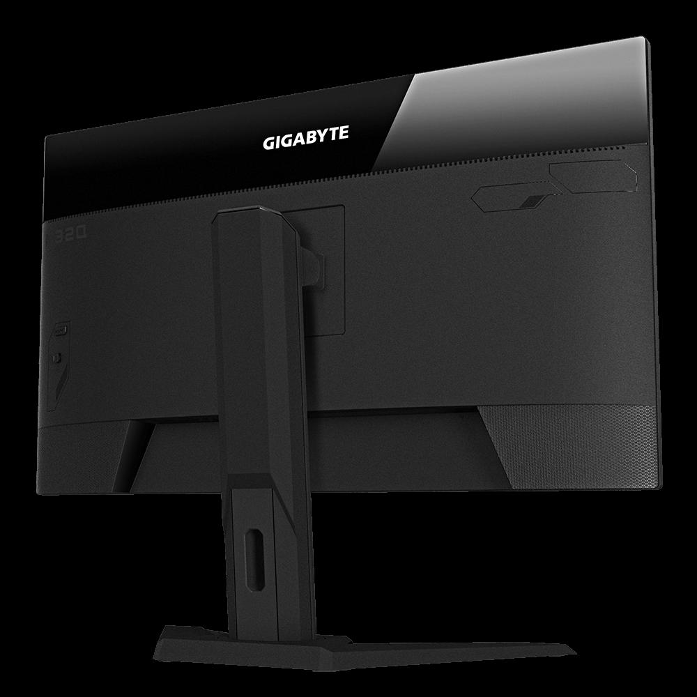 技嘉推出M32Q大尺寸KVM電競螢幕