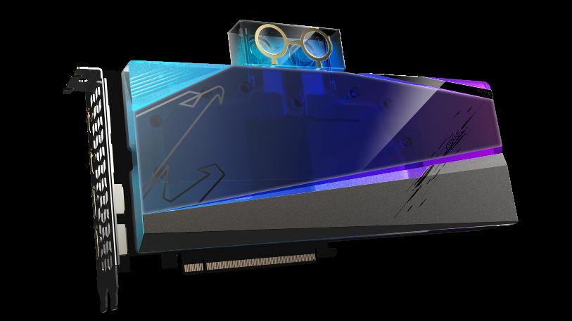 技嘉隆重推出AORUS Radeon™ RX 6900 XT水冷顯示卡
