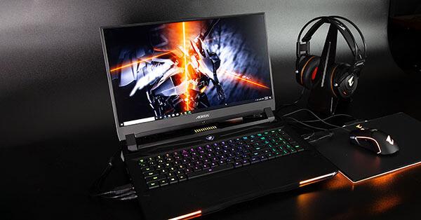 Intel 11代滿血八核到位 AORUS專業電競筆電強力出擊