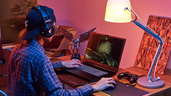 技嘉RTX 3050國民新機G5/G7甜襲多工玩家 最新Intel 11代滿血8核到位 RTX 30加持暢玩光追大作