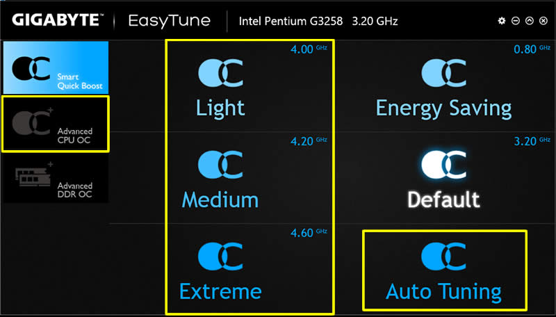 Gigabyte GA-Z68P-DS3 Intel Extreme Tuning Drivers PC